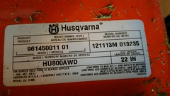Lawn Mower (PetiteFamily93) Tags: lawn mower husqvarna