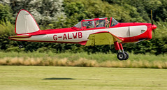 Chipmunk 2 (G&R) Tags: east kirkby airshow 2016 canon 7d2 dhc chipmunk