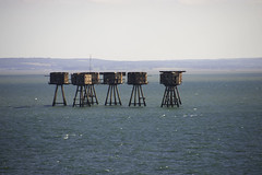 WWII Fortifications (laidbackdave) Tags: fortification wwii thames estuary nautical uk england defence anti aircraft antiaircraft