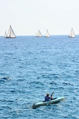Vele d'Epoca 2016 (100) (Pier Romano) Tags: vele epoca imperia 2016 panerai classic yachts challenge canoa velieri antichi old barche boat ship yacht liguria riviera ligure nikon d5100 regata mare sea