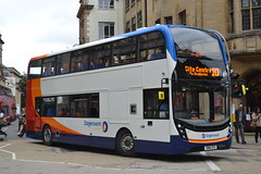 Stagecoach Oxford 10677 SN16OYZ (Will Swain) Tags: oxford 6th september 2016 bus buses transport travel uk britain vehicle vehicles county country england english oxfordshire city centre stagecoach 10677 sn16oyz