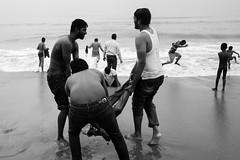 Marina Beach, Chennai, 2016 (bmahesh) Tags: marinabeach chennai tamilnadu india people life ricohgr beach wwwmaheshbcom