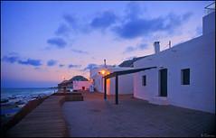 Las Negras (antoniocamero21) Tags: playa pueblo atardecer cielo casa color foto sony mar negras las gata de cabo almeria paisaje andaluca