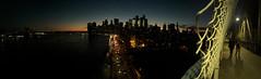 Manhattan Bridge (john fullard) Tags: brooklyn city iphone iphone6 manhattanbridge newyork night nyc panorama urban explore
