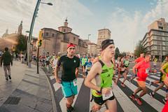 2016-09-25 08.34.34 (Atrapa tu foto) Tags: 8mm espaa europa europe maratondezaragoza saragossa spain xmaratnciudaddezaragoza zaragoza ateltismo atletics carrera corredores deporte fisheye marathon maraton maratn ojodepez runners running sport aragon es