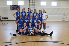 2016-2017 Girls Varsity Volleyball (Mother Teresa of Calcutta Catholic School) Tags: mtc catholic school lutz diocese of stpetersburg