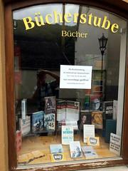 Eppstein, Germany (asterisktom) Tags: 2016 trip2016kazakheuro july germany phone eppstein book books bookstore buchstube