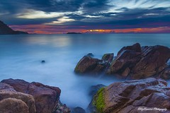 Zenith beach, Port Stephens (ibbyhusseini) Tags: pictures sky seascape color art beautiful composition sunrise canon landscape photography photo focus exposure snapshot sydney australia tags moment capture flikr portstephens photooftheday picoftheday zenithbeach focusgroup leefilters allshots 5dmkii sundancenewcastle