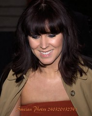 Alice Lowe (iron_smyth48) Tags: red portrait woman white celebrity english film smile face television female hair carpet glamour eyes comedy dress event actress awards celeb sightseers