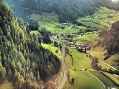 Tyrolean Valley (saxonfenken) Tags: road trees rural landscape austria village valley toad superhero sape bigmomma gamewinner 7024 tyril a3b friendlychallenge thechallengefactory fotocompetition fotocompetitionbronze herowinner pregamesweepwinner pregameduelwinner 7024land