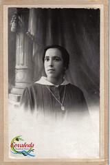Ta benita 1927 (Historia de Covaleda) Tags: espaa spain fiesta paisaje personas retratos antigua douro pinos soria historia pinar tradicion duero covaleda