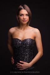 Horvath_Ildi-0392 (Nandor Lakovich) Tags: light woman black dark studio dress background rim