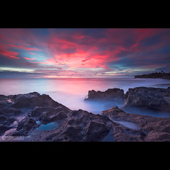 IMG_7516_Web (mroeslan) Tags: sunset bali indonesia landscapes seascapes longexposures sesehbeach