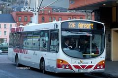 Bus Eireann VWL136 (02C23707). (Fred Dean Jnr) Tags: bus eclipse volvo cork wright buseireann december2006 b7l vwl136 parnellplacebusstation 02c23707 buseireannroute226