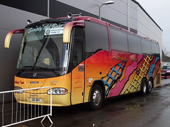 Anthony's Travel Irizar Century (5asideHero) Tags: travel century town ant fc anthonys macclesfield g20 irizar