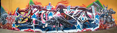 SHIFONE ft REK (MR. SHIFONE) Tags: graffiti medelln rek shifone madafatkap