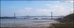 Forth Bridges No6 - 13-04-13 (jimreid78) Tags: forthbridges