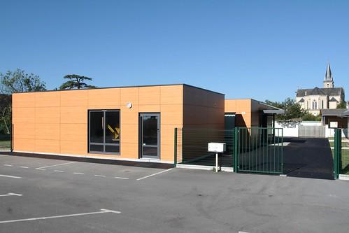 Extension de Garderie Péri-scolaire