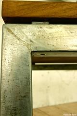 ZAZA (David Sevi) Tags: italy david milan canon milano creative creazioni sevi grandangolo 1022mm artigiano enrico legno oca tavoli ansaldo zaza lampade 600d officine manuali