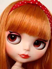 Custom Blythe TBL