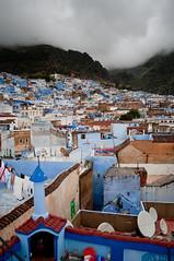 DSC_0143 (abarker) Tags: africa travel mountains morocco medina chefchouen chouen rifmountains geocity exif:iso_speed=200 exif:focal_length=18mm camera:make=nikoncorporation camera:model=nikond90 exif:make=nikoncorporation exif:lens=180550mmf3556 geostate geocountrys exif:model=nikond90 exif:aperture=ƒ40