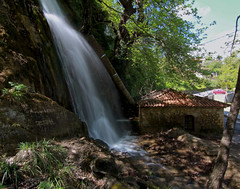 The old Watermill (Simos1968) Tags: waterfall watermill slowspeed ypati simos1968