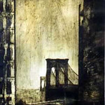 "<b>Brooklyn Bridge</b><br/> Page, Etching, 1997:08:23, Print<a href=""http://farm9.static.flickr.com/8257/8671722793_251e1d37ce_o.jpg"" title=""High res"">∝</a>"