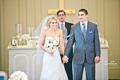 """I just married my best friend!"" (Belk Chapel, Charlotte NC) (lunahzon) Tags: blue white cute fun groom bride funny different veil availablelight unique creative naturallight celebration bridesmaids holdinghands bouquet groomsmen charlottenc funtimes queenscollege ecstatic bigsmiles beautifulbride manwife lzp whosthefairest pronouncement naturallightonly belkchapel lunahzonphotography justpronounced charlotteweddingphotography chelishmooreflowers idoweddingconsulting northcarolinaweddingphotograpy"
