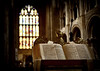Isaiah. Chapter 9 (Serge Freeman) Tags: uk england interiors cathedral bible