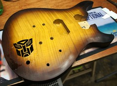 What do you think? (Jack's Instrument Services) Tags: salford luthier the fre guitartech brokenheadstock headstockbreak lowaction guitarrepairs guitaraction talesfromtheworkbench guitarsetups guitarrepairermanchester pickuprewind pickupwinding guitarsetupmanchester
