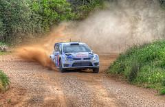Rally de Portugal 2013 397 (_Rjc9666_) Tags: portugal speed volkswagen dirt wrc vodafone algarve dust polo 318 drifting drift 433 397 qualifyingstage rallydeportugal afsdxvrzoomnikkor55200mmf456gifed valejudeu nikond5100