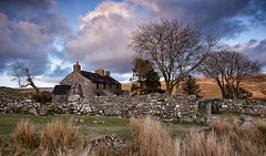 Ditsworthy Warren House (explored) (yadrad) Tags: southwest dartmoor dartmoornationalpark ditsworthywarrenhouse