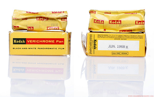 Kodak Verichrome Pan