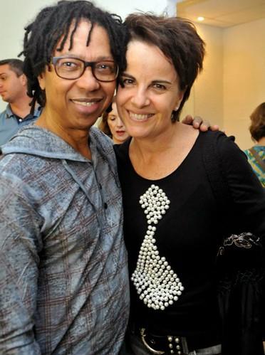 Djavan e  Leila Pinheiro