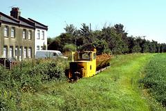 Skipping Along (Kingmoor Klickr) Tags: industrial railway gauge narrow alankeef gordonedgar ak28 cherryorchardbrickworks butterleybuildingproducts