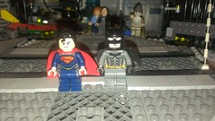 Movie Batman and Superman (DupontAARP2448) Tags: lego superman batman