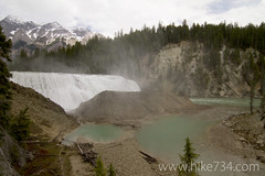 """Wapta Falls • <a style=""""font-size:0.8em;"""" href=""""http://www.flickr.com/photos/63501323@N07/8757156121/"""" target=""""_blank"""">View on Flickr</a>"""
