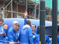 Wigan Athletic FA Cup parade - P1010607 (SAllison1972) Tags: football believe winners facup wigan wafc latics wiganathletic