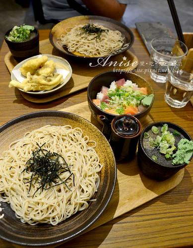 東區美食~ゆで太郎YUDETAROU蕎麥麵