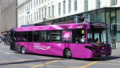 67099 SN16OSF First Glasgow (busmanscotland) Tags: 67099 sn16osf first glasgow sn16 osf ad adl alexander dennis e20d e200mmc e200 mmc enviro 200