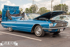 HotRodHulaHop16-0102 (Muncybr) Tags: carshow hotrodhulahop photographedbybrianmuncy 1966 2016 428 bowling ford ohio sequoia tbird thunderbird columbus