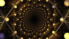 Eye flickering in the Deep (eXalk) Tags: abstract art digital dark design eyes dream deep flame fantasy sphere fractal apophysis computergrafik flickering jwildfire