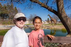 Zoo Louisville-5861 (TeamHuerta) Tags: louisvillezoo 2016 jeison ky zoo grandparents spring