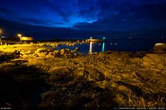 Ligth Green Blue (Ludtz) Tags: ludtz canon canoneos5dmkiii 5dmkiii bretagne breizh brittany bzh 29 trvignon pointedetrvignon sea mer ocean atlantic atlantique rock rocher rocks rochers port harbor phare lighthouse lights 14mm 14|28 mare