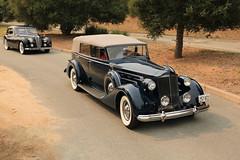 Packard 1508 Twelve Convertible Sedan 1937 (johnei) Tags: packard 1508 twelve