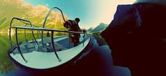 Hjrundfjord, Norway - RICOH THETA S (TakeJet999) Tags: ricoh theta norway fjrund fjord