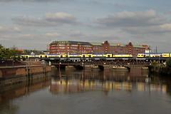 ME 146-14_Hamburg-Oberhafen_08.05.2015 (Gandetalbahner) Tags: oberhafen hamburg metronom me train railroad rushhour local