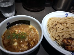 Thick Tsukemen from Menya Musashi Kosho @ Roppongi (Fuyuhiko) Tags: thick tsukemen from menya musashi kosho roppongi       ramen tokyo
