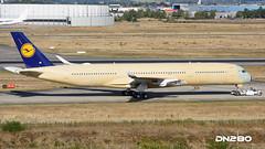 Lufthansa A350-941 msn 074 (dn280tls) Tags: fwznc daixa towed paintshop lufthansa a350941 msn 74