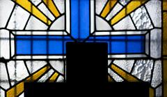 CRUZ VITRAL (jpi-linfatiko) Tags: cruz cross cruces contraluz contraste contrast colores colors vitral stainedglass glass vidrio nikon d5200 85mmf18g 85mm luz light